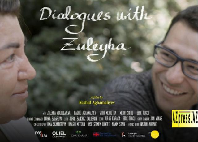 Short documentray film Dialogues with Zuleyha will be shown at Special Screening of the CinéDOC Tbilisi Documentary Film Festival