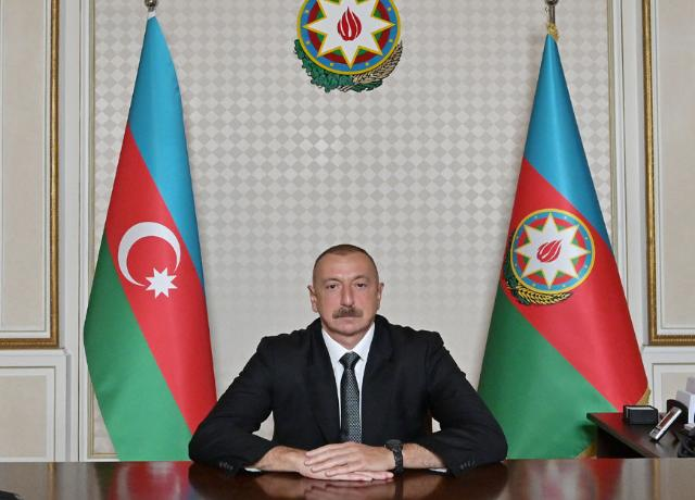 Message from President Ilham Aliyev on the start of a new school year and Knowledge Day -VİDEO