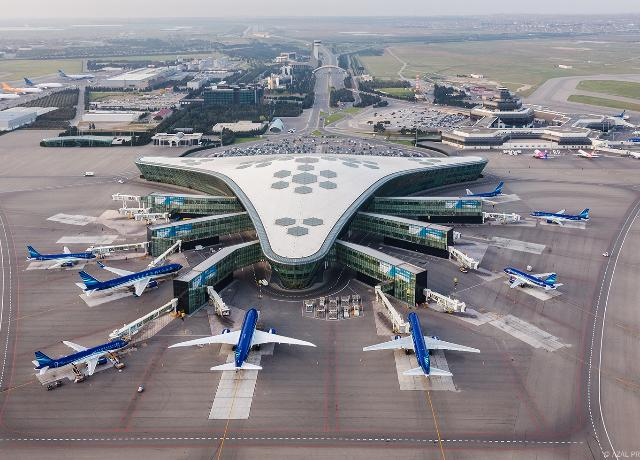 The Heydar Aliyev International Airport to temporarily operate in limited mode