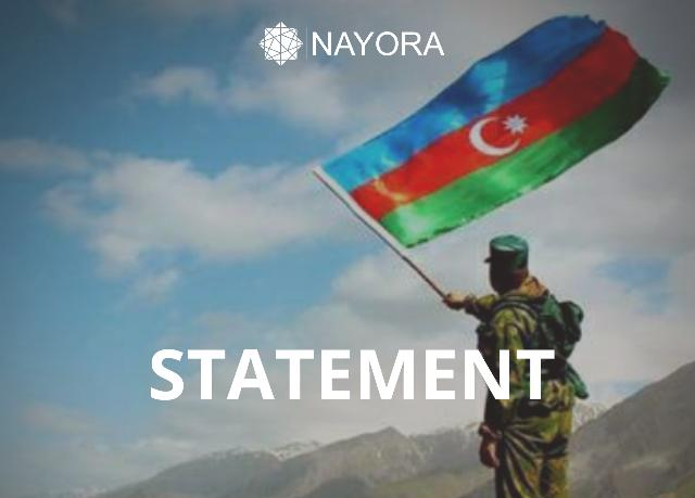 Statement of the National Assembly of Youth Organizations of the Republic of Azerbaijan
