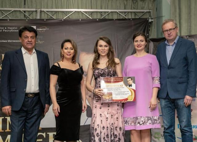 The 3rd International vocal competition dedicated to the memory of Muslim Magomayev was held - POTO